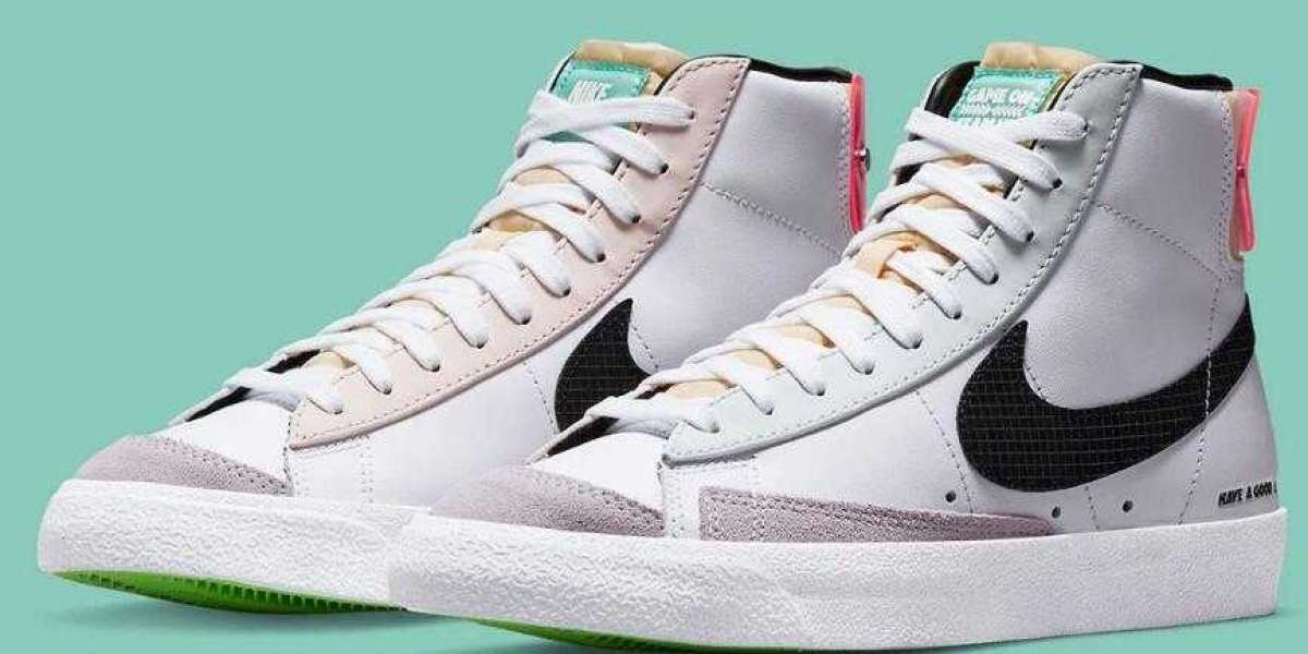 2021 Nike Blazer Mid Dropping the Have A Good Game Collection
