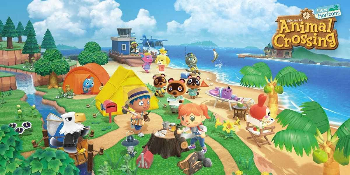Animal Crossing: New Horizons DLC Happy House Paradise has some new contents
