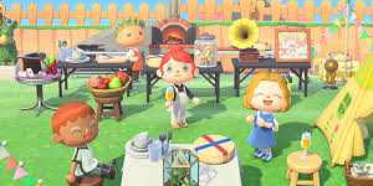 New Halloween items added in Animal Crossing: New Horizons